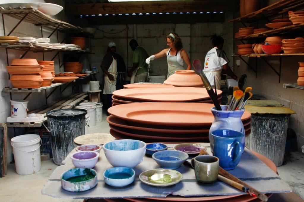 Corinne de Haas ceramics - Pascale Store/Pascale Smets