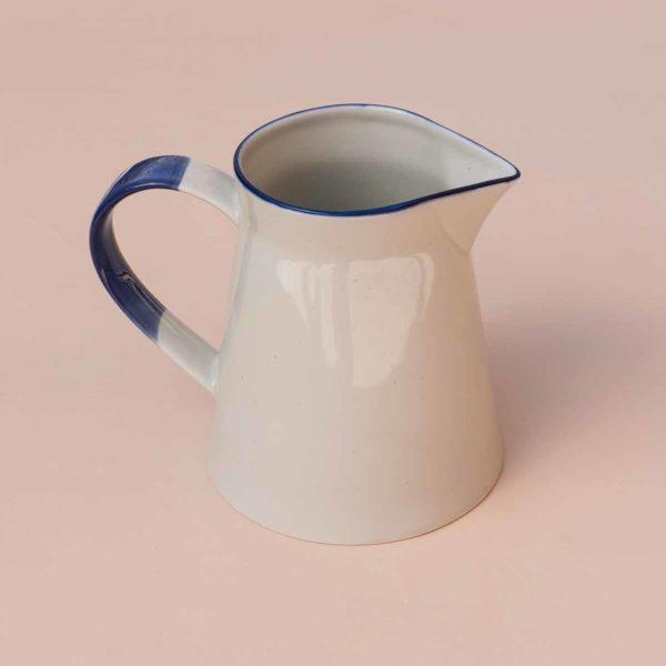 porcelain m jug