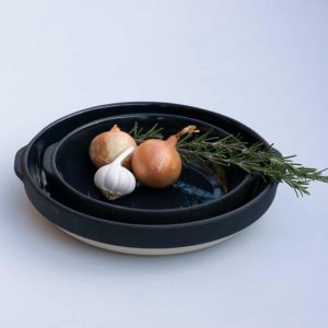 Digoin plat 8 & 12 french cookware