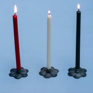 TAPER CANDLE MOSS