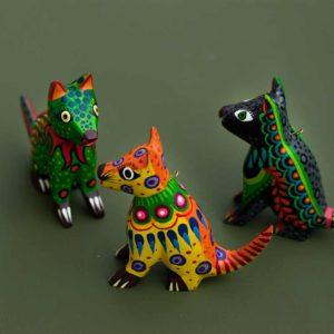 tienda esquipulas colourful ornament DOG