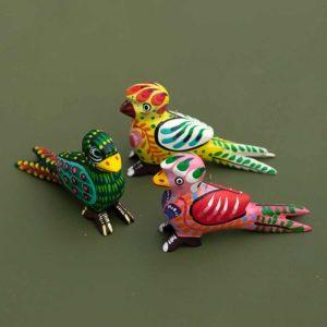 tienda esquipulas colourful ornament bird